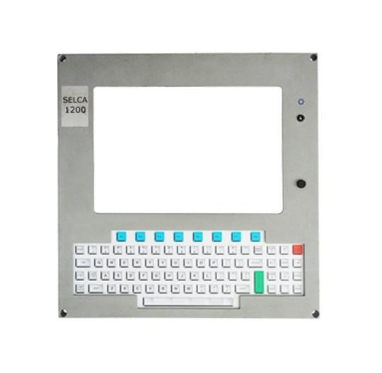 CNC Selca 1200 Operator Panel Keyboard