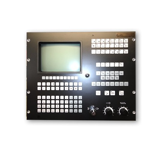 Front panel for Num 760F/760T