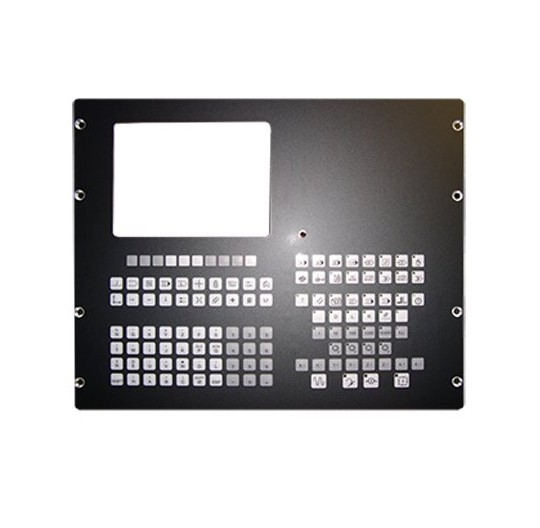 Front Panel for Num 750F / 750T