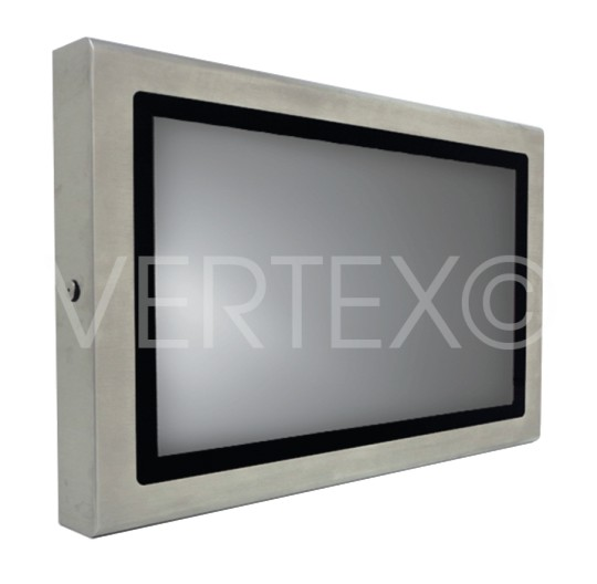 24 inches Taurus Stainless Steel Monitor - Full IP67