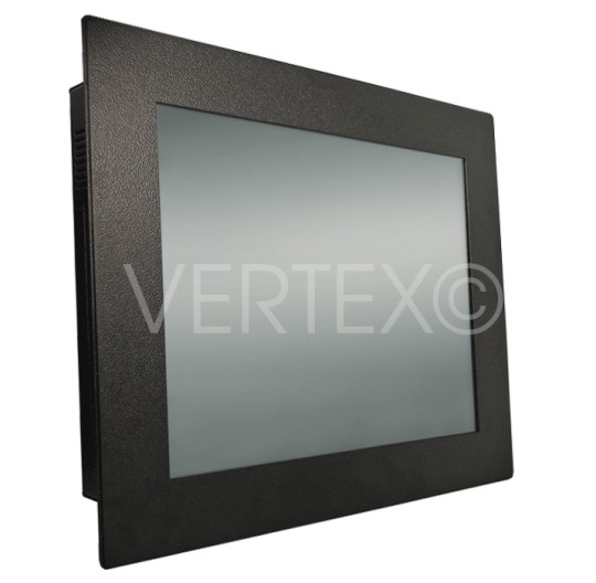 15 inches Lizard Steel Industrial Monitor - Panel Mount IP65 RAL9005