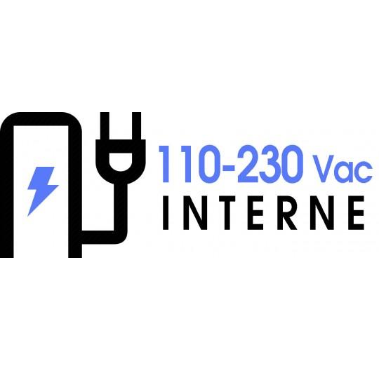 ALIMENTATION 110-230 Vac EXTERNE