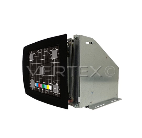 TFT Replacement Monitor for Heller Unipro CNC 80
