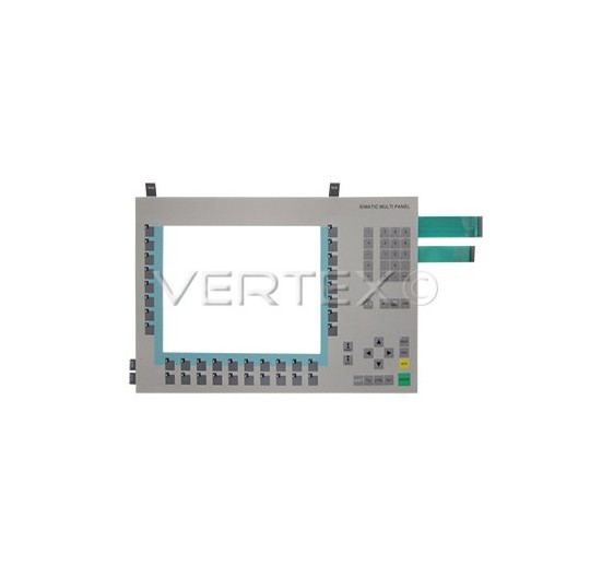 "Siemens Simatic MP370 12"" Key Type A - Membrane Keypad"