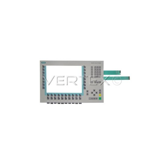 "Siemens Simatic MP370 12"" Key Type B - Membrane Keypad"