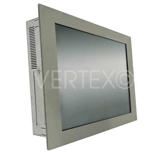 "Panel PC 17"" Inox - Ligne Lizard - IP65"