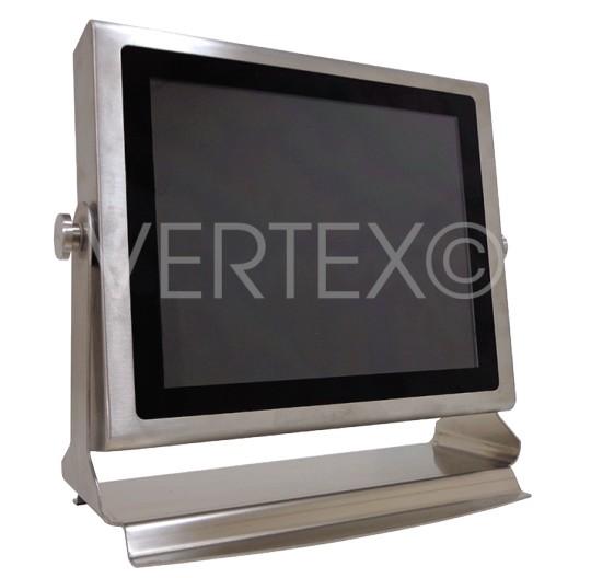 """Panel PC 17"""" en Acier Inox Ligne Taurus IP65 / IP67"""