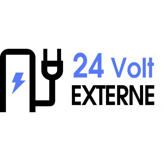 24 VOLT EXTERNAL POWER SUPPLY