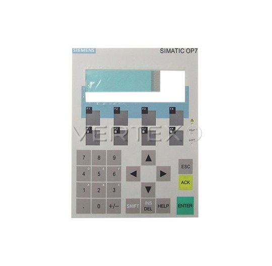 Siemens Simatic OP7 - Membrane Keypad