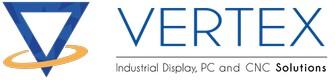 Vertex | Ecrans et PC pour l'industrie | CNC